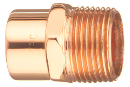 Copper solder type fittings macdonald supply